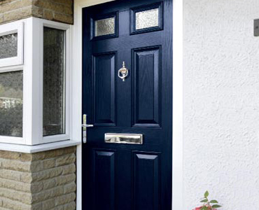 Rock doors leeds rockdoor ultimate for Front door quote online